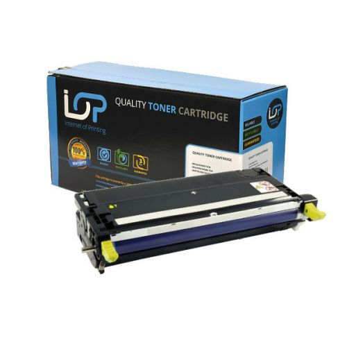 IOP Remanufactured Toner Cartridge for use in Dell 3110CN/3115CN / 593-10168 Yellow 4000 pages