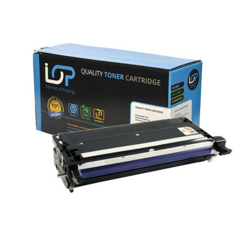 IOP Remanufactured Toner Cartridge for use in Dell 3110CN/3115CN HC / 593-10170 Black 8000 pages