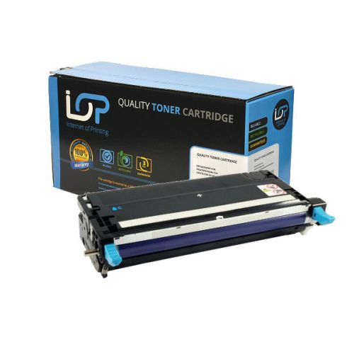 IOP Remanufactured Toner Cartridge for use in Dell 3110CN/3115CN HC / 593-10171 Cyan 8000 pages