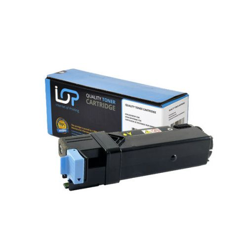 IOP Remanufactured Toner Cartridge for use in Dell 1320cn / 593-10260 Yellow 2000 pages