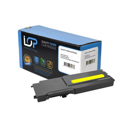 IOP Remanufactured Toner Cartridge for use in Dell 3760 C / 593-11120 / F8N91 Yellow 9000 pages