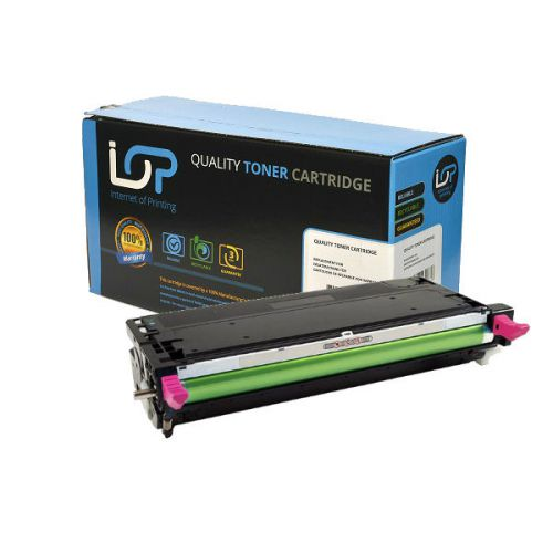 IOP Remanufactured Toner Cartridge for use in Lexmark X 560 DN / -N / X560H2MG Magenta 10000 pages