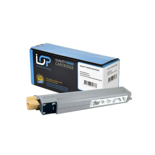 IOP Remanufactured Toner Cartridge for use in Oki C 9600 / 42918916 Black 15000 pages
