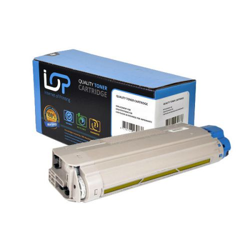 IOP Remanufactured Toner Cartridge for use in Oki C 5600/5700 / 43381905 Yellow 2000 pages