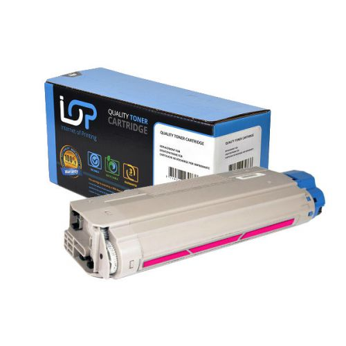 IOP Remanufactured Toner Cartridge for use in Oki C 5600/5700 / 43381906 Magenta 2000 pages