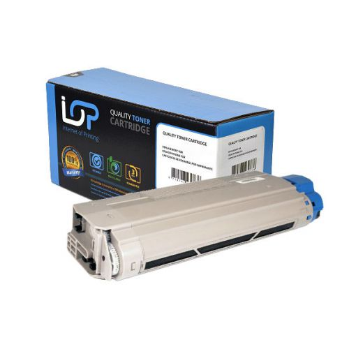 IOP Remanufactured Toner Cartridge for use in Oki C 710 / -711 Serie / 44318608 Black 11000 pages
