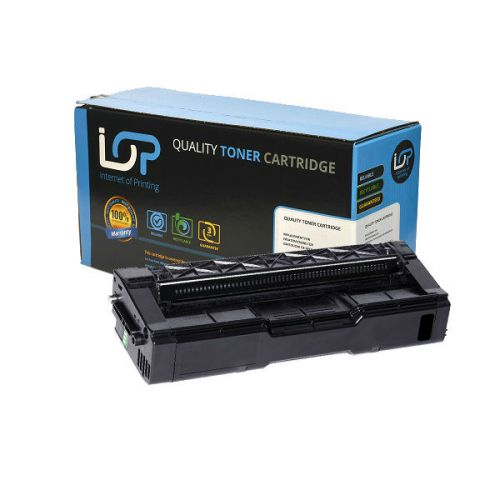 IOP Remanufactured Toner Cartridge for use in Ricoh Aficio SP C220 / 406094 Black 2000 pages