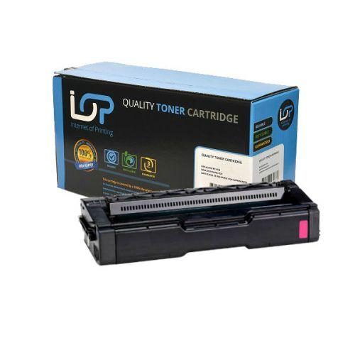IOP Remanufactured Toner Cartridge for use in Ricoh Aficio SP C310/231 / 406481 Magenta 6000 pages