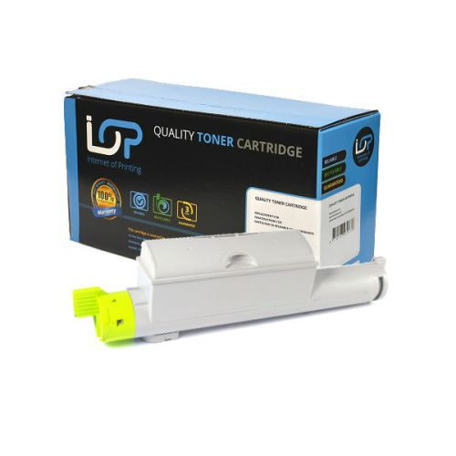 IOP Remanufactured Toner Cartridge for use in Xerox Phaser 6360 / 106R01220 Yellow 12000 pages