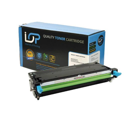 IOP Remanufactured Toner Cartridge for use in Xerox Phaser 6280 / 106R01392 Cyan 6000 pages
