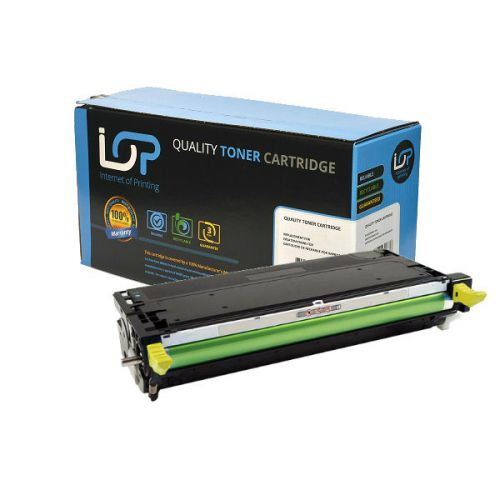 IOP Remanufactured Toner Cartridge for use in Xerox Phaser 6280 / 106R01394 Yellow 6000 pages