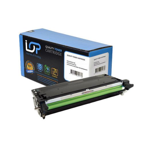 IOP Remanufactured Toner Cartridge for use in Xerox Phaser 6180 / 113R00726 Black 8000 pages
