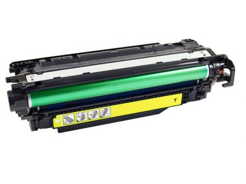 econoLOGIK Compatible Toner Cartridge for use in HP LJ Enterprise 500 Color M551 series / mfp M570 dn / M575 c 507A / CE402A Yellow 6000 pages