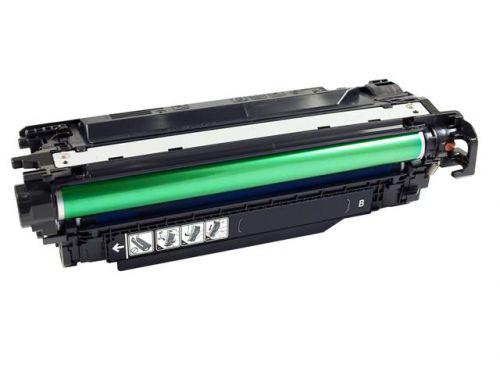 econoLOGIK Compatible Toner Cartridge for use in HP LJ Enterprise 500 Color M551 series / mfp M570 dn / M575 c 507X / CE400X Black 6000 pages