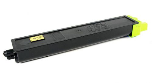 econoLOGIK Compatible Toner Cartridge for use in Kyocera FS-C8020 / 8025mpf / TK895Y Yellow 6000 pages