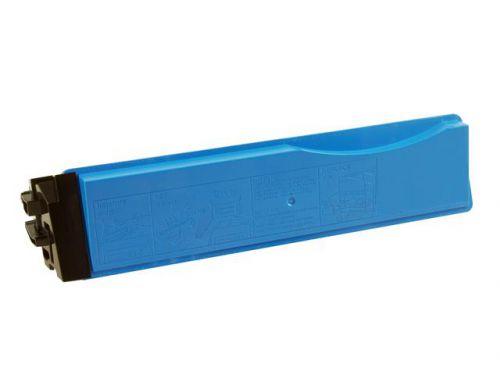 econoLOGIK Compatible Toner Cartridge for use in Kyocera FS-C5200dn / TK550C Cyan 6000 pages