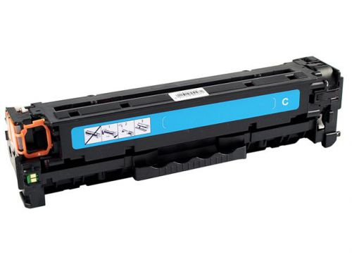 econoLOGIK Compatible Toner Cartridge for use in HP Color LaserJet CP2025 dn / n / x / CM2320 mfp fxi / n / nf 304A / CC531A Cyan 2800 pages