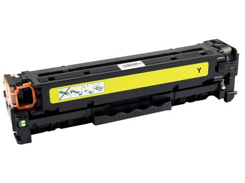 econoLOGIK Compatible Toner Cartridge for use in HP Color LaserJet CP2025 dn / n / x / CM2320 mfp fxi / n / nf 304A / CC532A Yellow 2800 pages