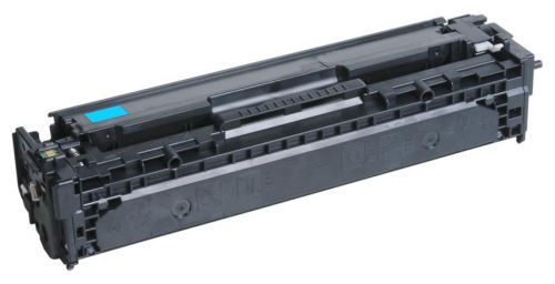 econoLOGIK Compatible Toner Cartridge for use in HP CLJ CP1210 / 1215 / 1510 / 1515 125A / CB541A Cyan 1400 pages