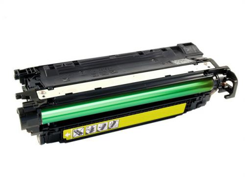 econoLOGIK Compatible Toner Cartridge for use in HP Color LaserJet CP3520 504A / CE252A Yellow 7000 pages