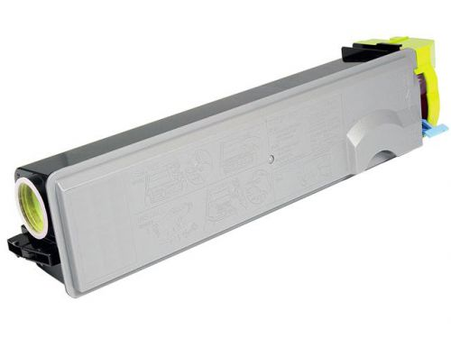 econoLOGIK Compatible Toner Cartridge for use in Kyocera FS-C5020 / 5025 / 5030 / TK510Y Yellow 8000 pages