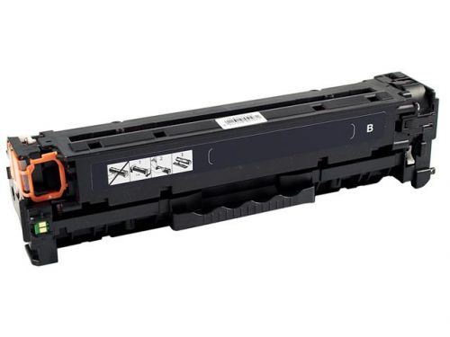 econoLOGIK Compatible Toner Cartridge for use in HP Color LaserJet Enterprise Pro mfp M476 dn / dw / nw 312A / CF380A Black 2400 pages