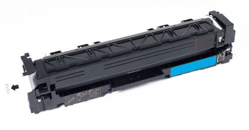 econoLOGIK Compatible Toner Cartridge for use in HP Color LaserJet Pro M252 / -270 / -274 / -277 201A / CF401A Cyan 1400 pages