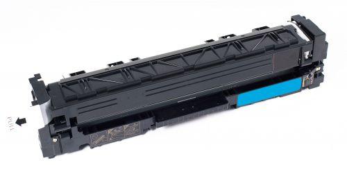 econoLOGIK Compatible Toner Cartridge for use in HP Color LaserJet Pro M252 / -270 / -274 / -277 201X / CF401X Cyan 2300 pages
