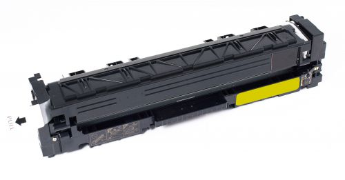 econoLOGIK Compatible Toner Cartridge for use in HP Color LaserJet Pro M252 / -270 / -274 / -277 201X / CF402X Yellow 2300 pages