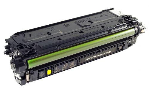 econoLOGIK Compatible Toner Cartridge for use in HP Color LaserJet Enterprise M552 / 553 508A / CF362A Yellow 5000 pages
