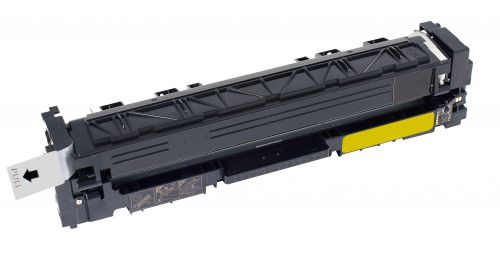 econoLOGIK Compatible Toner Cartridge for use in HP Color LaserJet Pro M452 / MFP M477X 410X / CF412X Yellow 5000 pages