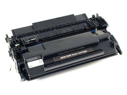 econoLOGIK Compatible Toner Cartridge for use in HP LaserJet Enterprise Flow mfp M527c/dn / f/ M506dn / x 87A / CF287A Mono 9000 pages
