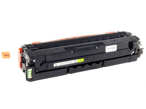 econoLOGIK Compatible Toner Cartridge for use in Samsung CLP415n / CLX4195 / CLTY504S Yellow 1800 pages