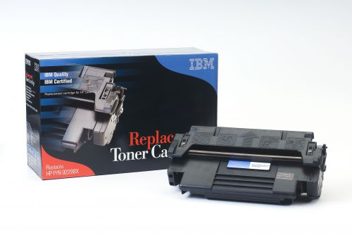 IBM Replacement Toner Cartridge for use in HP Laserjet 5 98X / 92298X Mono 8800 pages