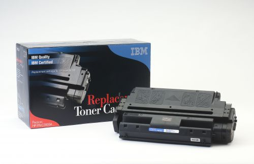 IBM Replacement Toner Cartridge for use in HP Laserjet 5Si 09A / C3909A Mono 15000 pages