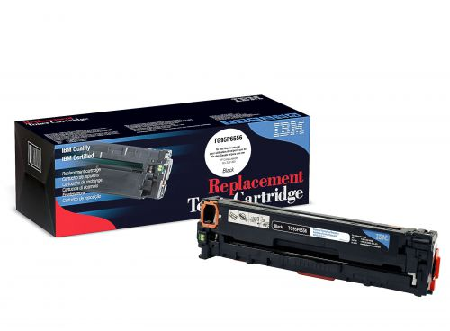 IBM Replacement Toner Cartridge for use in HP Laserjet PRO 300 305X / CE410X Black 4000 pages