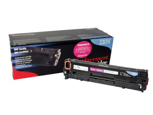 IBM Replacement Toner Cartridge for use in HP Laserjet Pro 200 Color M 251 NW/-MFP M 276 NW 131A / CF213A Magenta 1800 pages