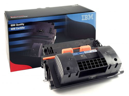 IBM Replacement Toner Cartridge for use in HP LaserJet Enterprise MFP M630dn 81X / CF281A Mono 25000 pages