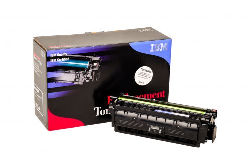 IBM Replacement Toner Cartridge for use in HP LJ Enterprise M 552 / 553 508A / CF358A Black 6000 pages