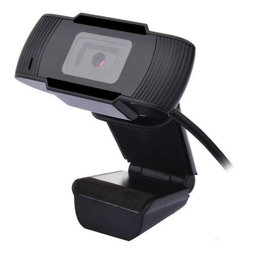 HiHo E1000 Fixed Focus 720P Webcam