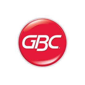 GBC 9741640 RED A4 Velobind Strips