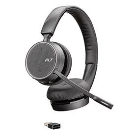 Poly Voyager B4220 UC Stereo USB-A Headset