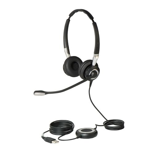 Jabra BIZ 2400 II Duo NC Wideband Headset