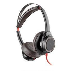 Poly Blackwire 7225 USB-A Binaural Headset