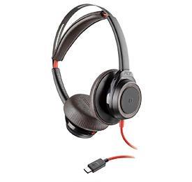 Poly Blackwire 7225 USB-C Binaural Headset