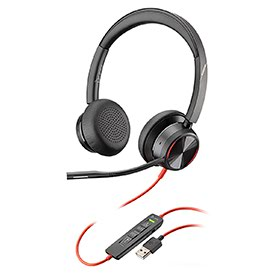 Poly Blackwire 8225 USB-A Stereo Headset