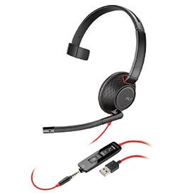 Poly Blackwire C5210 USB-A Headset