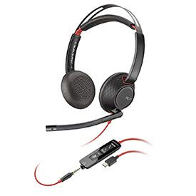 Poly Blackwire C5220 USB-C Headset