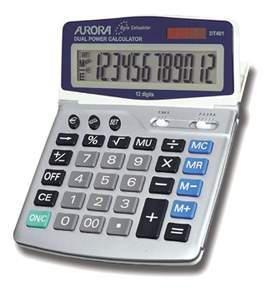 Aurora DT401 Desk Calculator