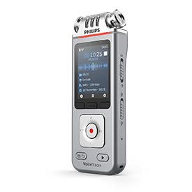 Philips DVT4110 8GB Digital Voice Tracer